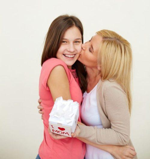 dia da mae mae e filha
