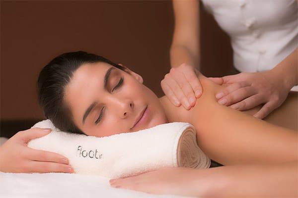 A massagem de relaxamento Float in Spa Lisboa