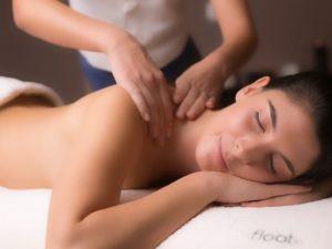 massagem especial de relaxamento