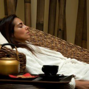 um programa exlcusivo que inclui diferentes serviços e tratamentos spa