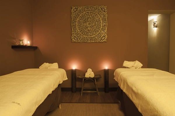 sala massagem a dois