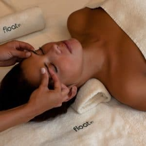 tratamento facial float in spa massagem